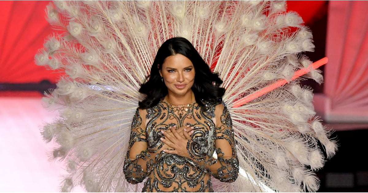 Adriana Lima Just Walked Her Last Victoria's Secret Show