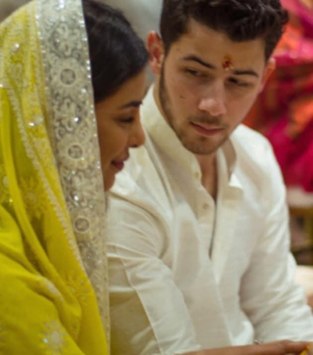Priyanka Chopra and Nick Jonas: Married!!!