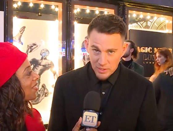 Channing Tatum Responds To Amanda Bynes Saying She Gave Him His Big Break