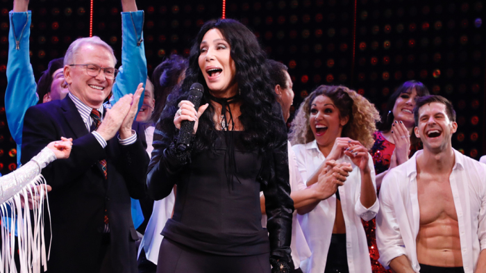 Watch Cher's Surprise Performance at the Opening of Broadway's 'Cher' Musical