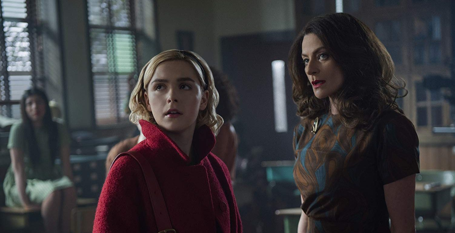 'Chilling Adventures of Sabrina' Renewed for Seasons 3 and 4 at Netflix