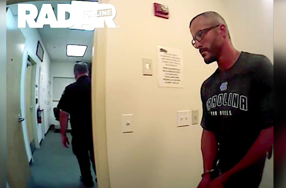 Chris Watts Arrest Video Exposed! Watch Colorado Killer Get Cuffed After Confession