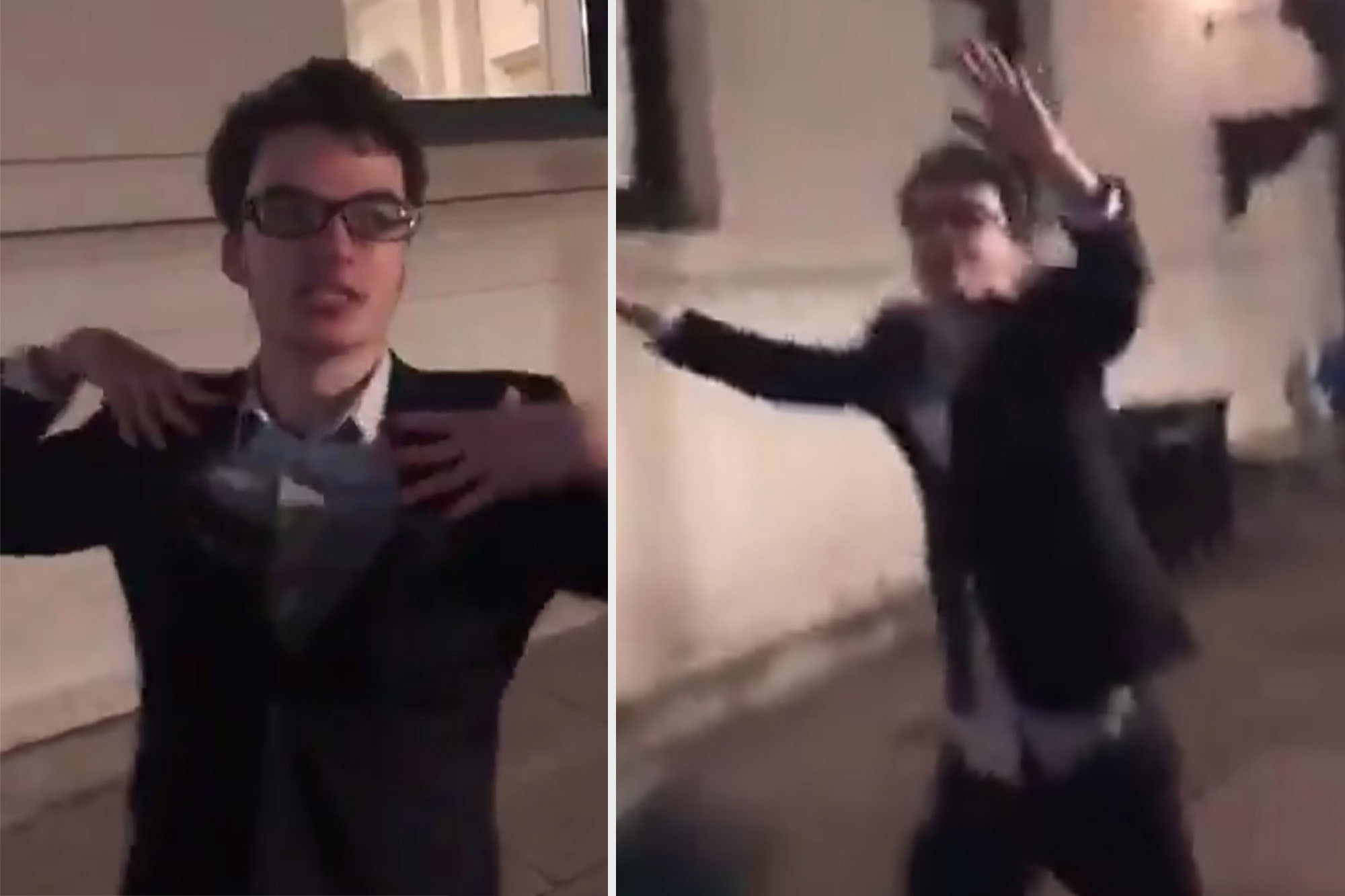 Columbia student who went on racist tirade: I'm not racist