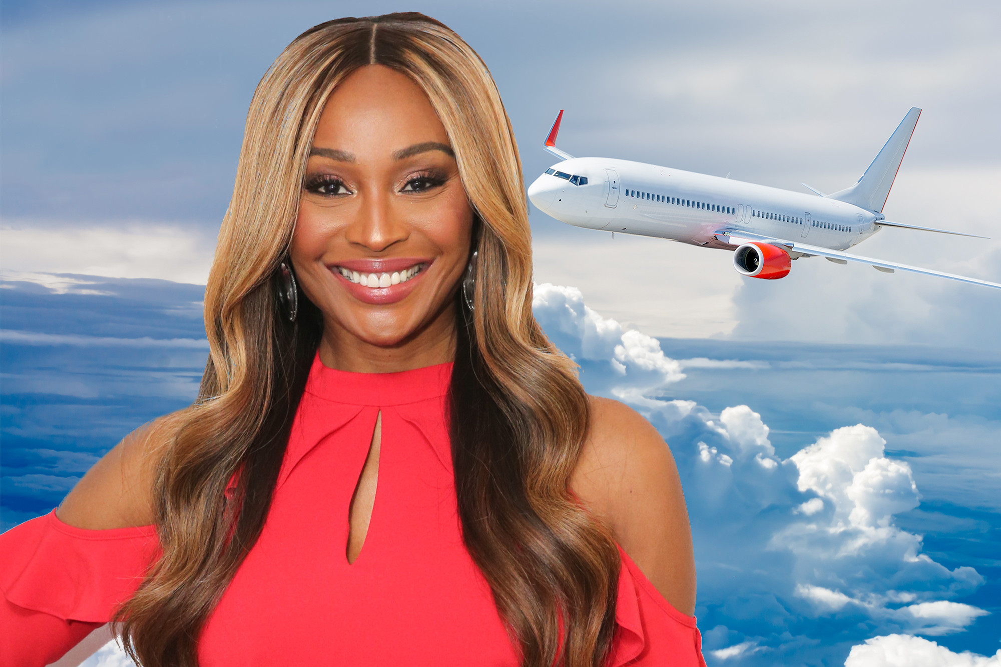 Cynthia Bailey wants to test out 'airplane chemistry' with boyfriend