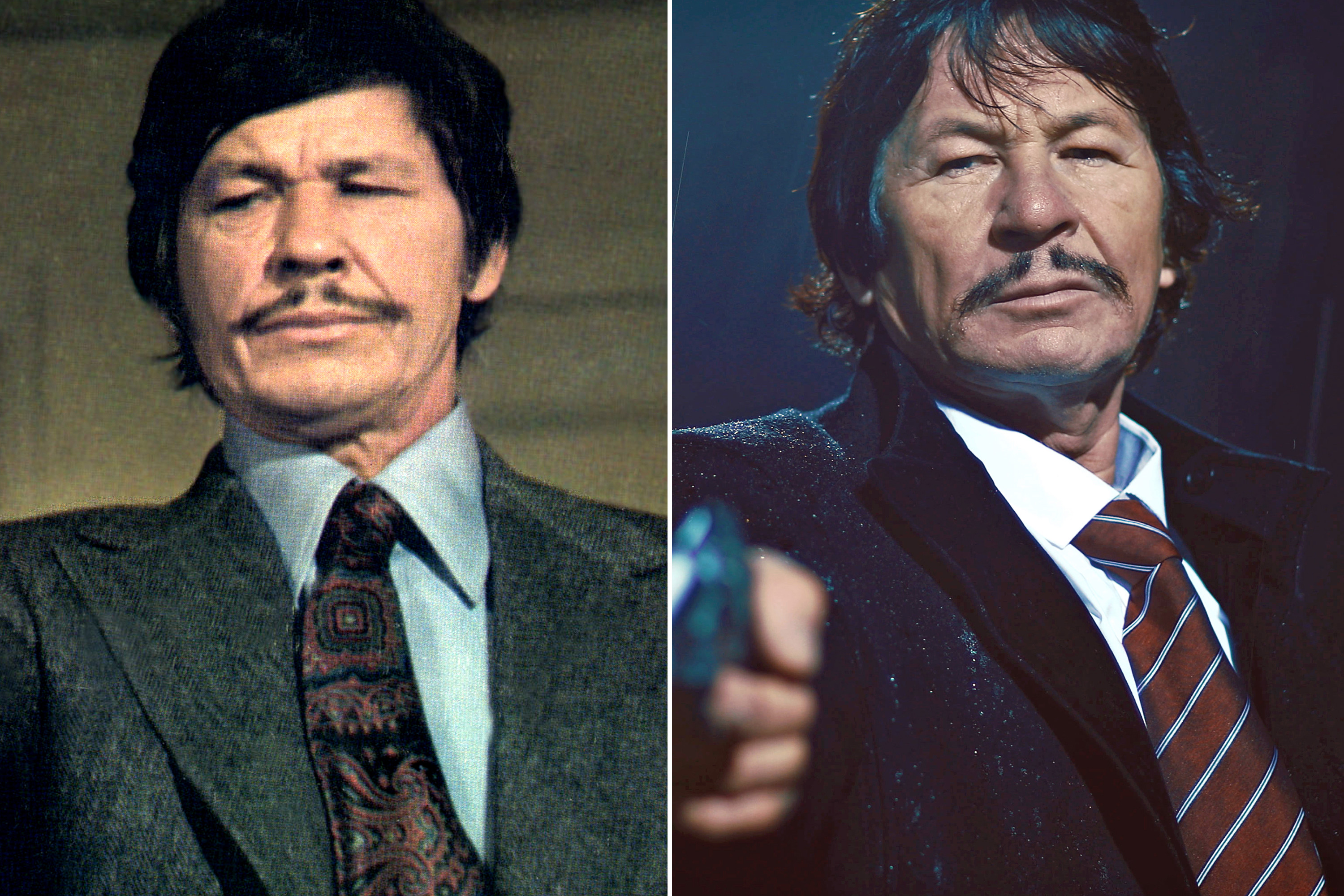Was Charles Bronson reincarnated as this Hungarian action star?