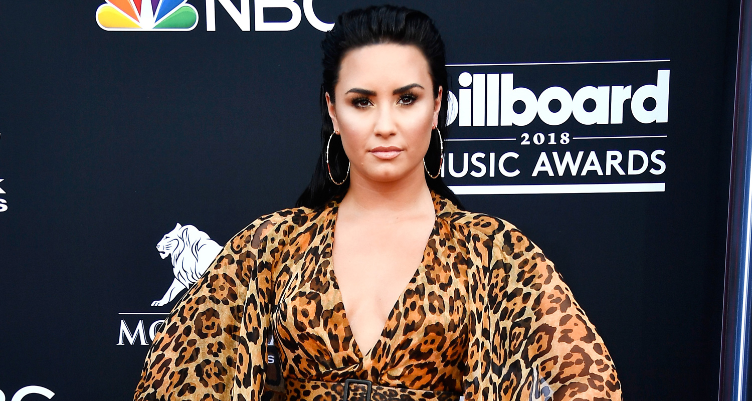 Demi Lovato Asks Tabloids to Stop Posting Fake Stories