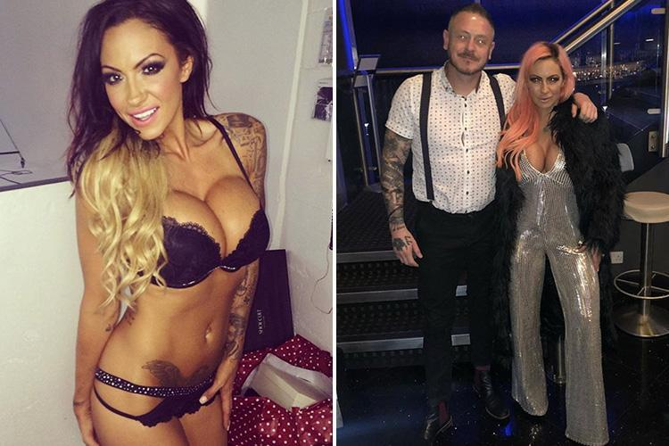 Jodie Marsh breaks three year celibacy as she finds man who has 'reinvigorated her sex drive'