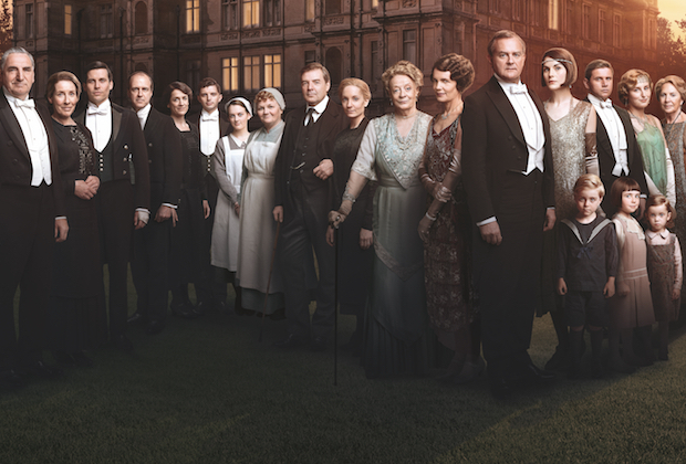 TVLine Items: Downton 'Recast' Explained, Affair Hubby Set and More
