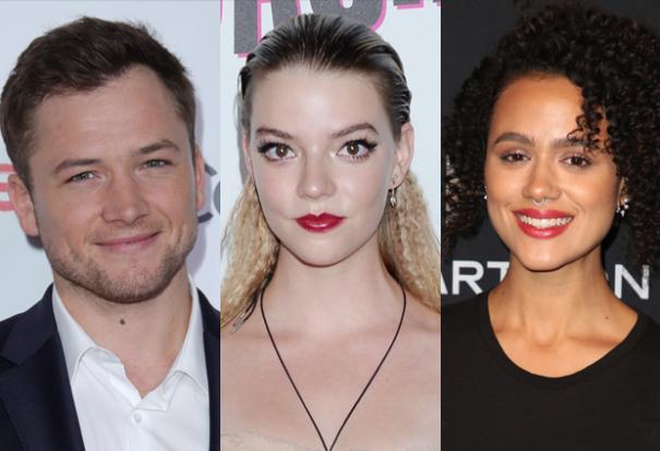 'Dark Crystal: Age Of Resistance' Sets Taron Egerton, Anya-Taylor Joy, Nathalie Emmanuel To Lead All-Star Voice Cast