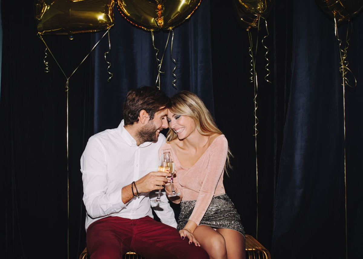 25 New Year's Instagram Captions If You're In A New Relationship