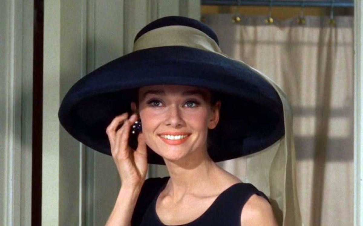 Audrey Hepburn's Life Is Being Turned Into A TV Show For First Time Ever, Thanks To Her Son