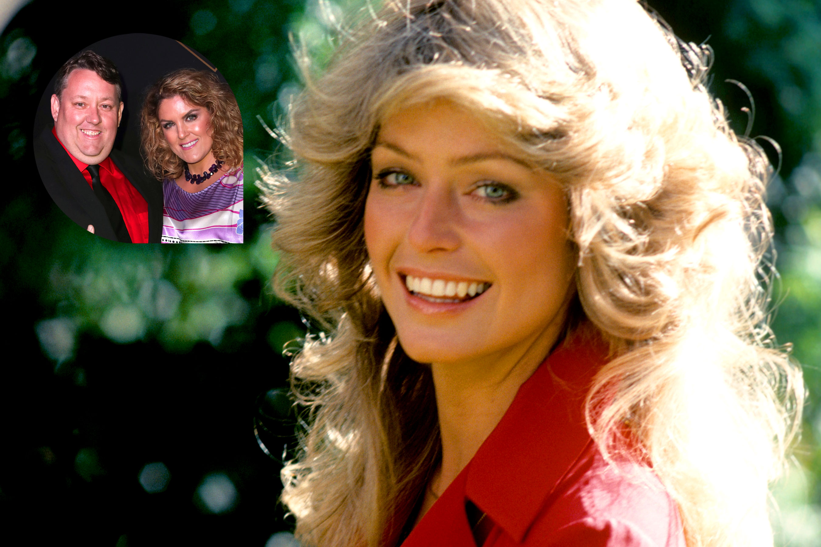 Farrah Fawcett's storage units bought by 'Storage Wars' stars for $3,500