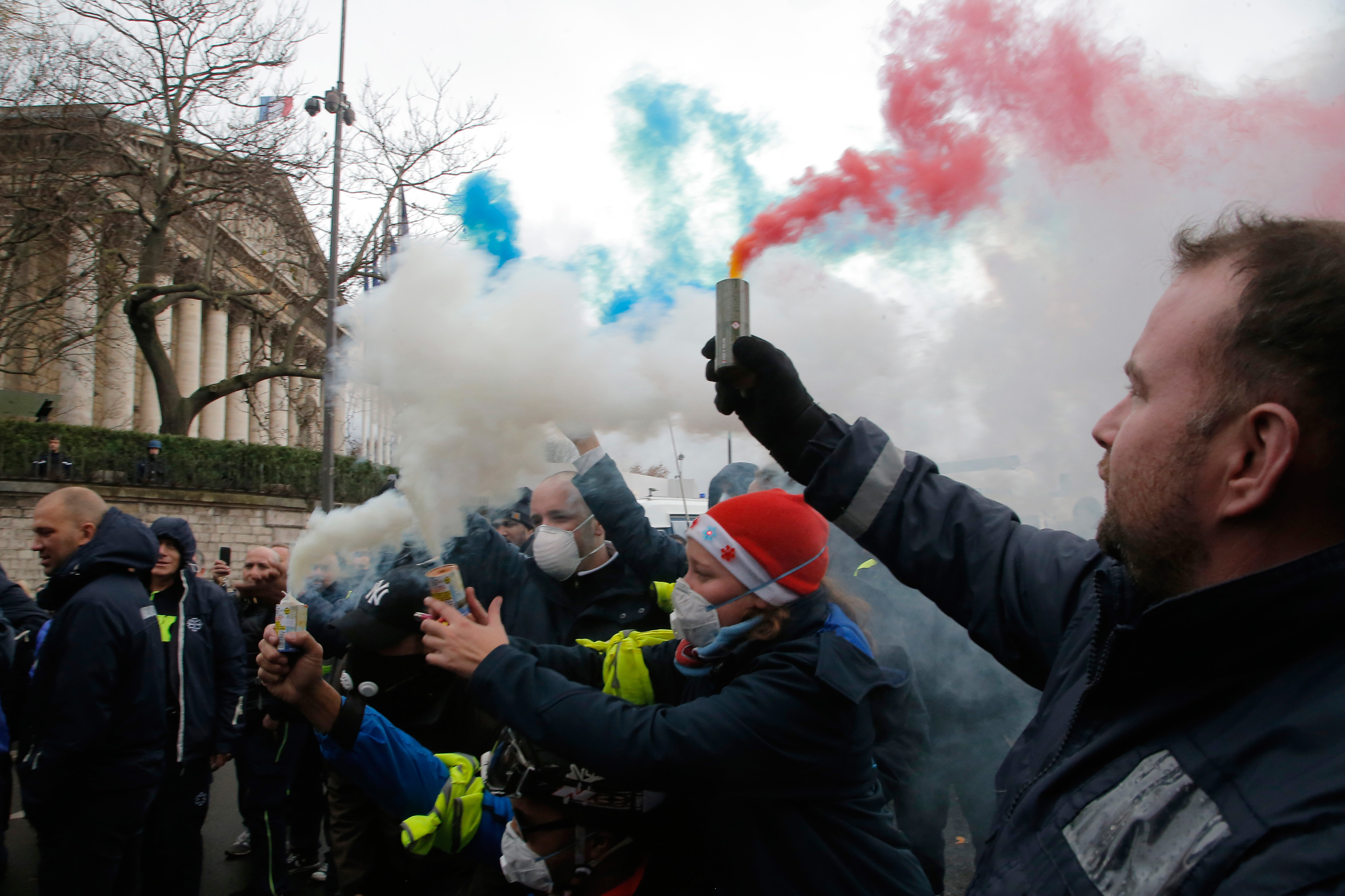 France delays fuel tax hike after violent riots: report