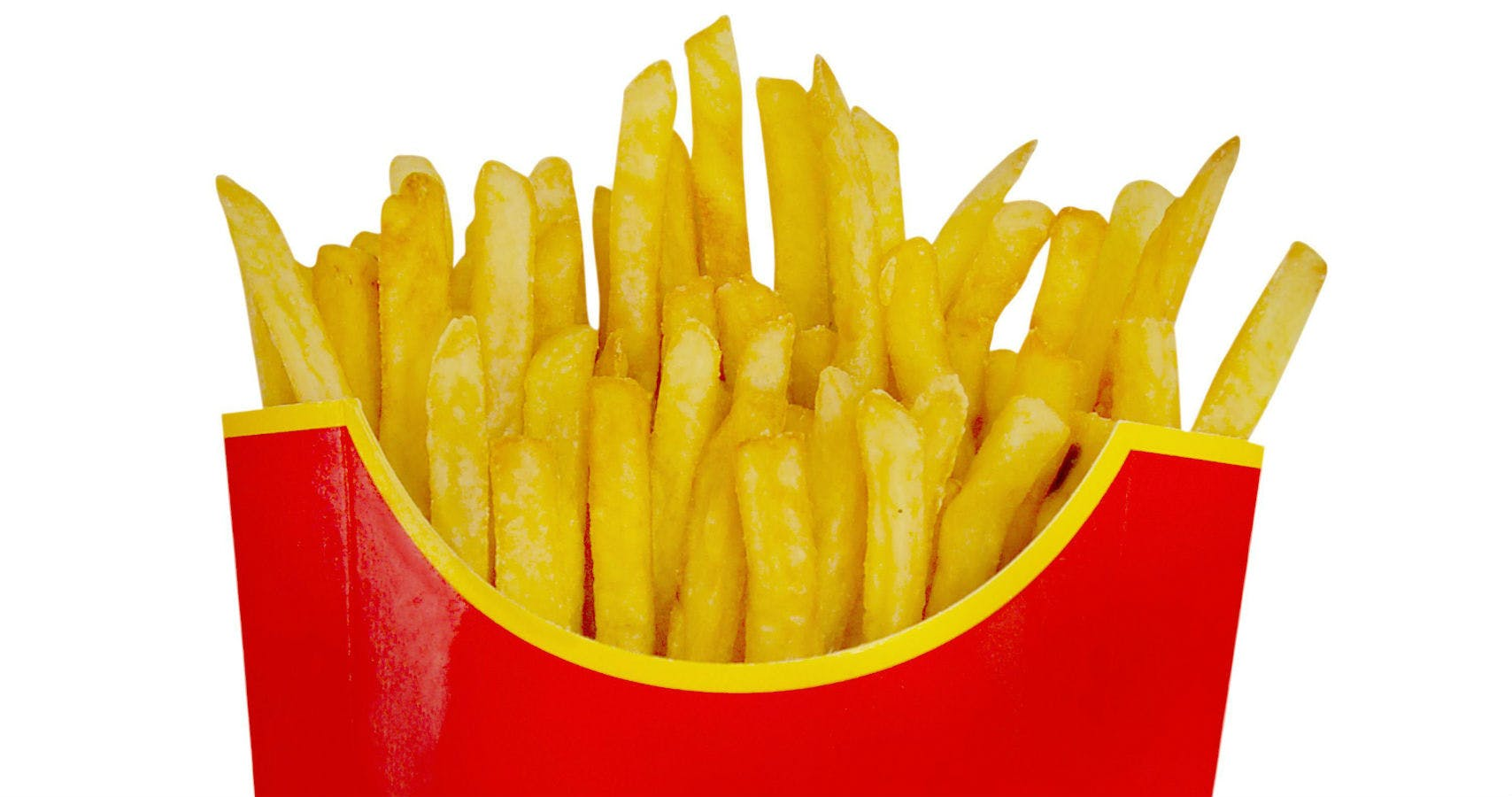 Harvard Professor Says You Should Only Eat 6 French Fries Per-Serving