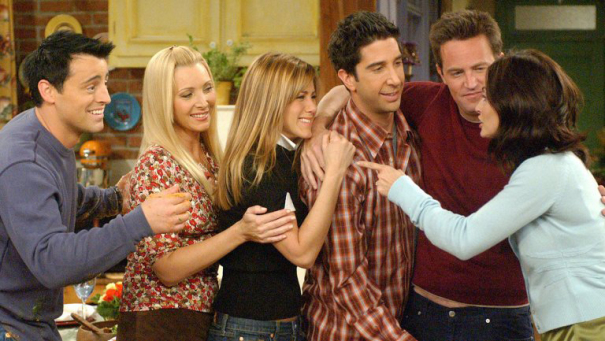 'Friends' To Remain On Netflix Through 2019