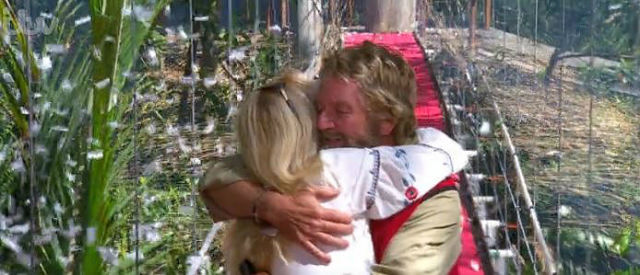 I'm A Celebrity star Noel Edmonds' wife Liz had a feeling he'd be voted out first