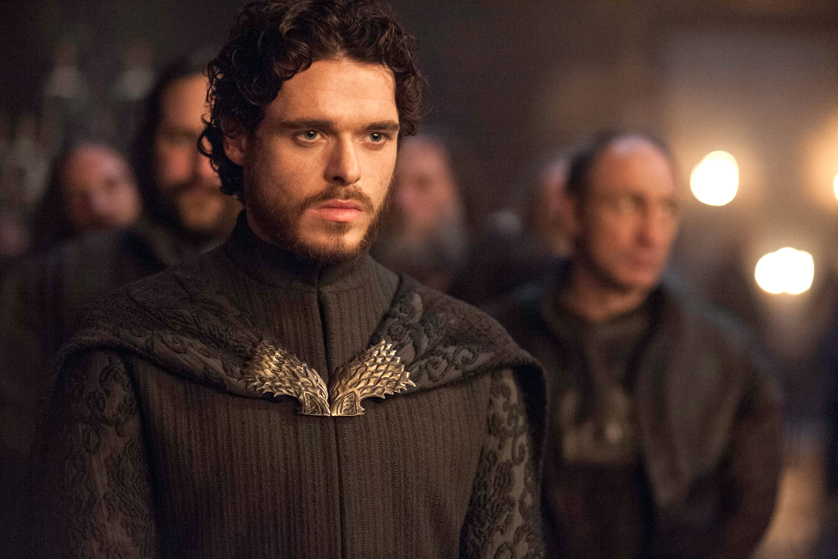 Game of Thrones: Richard Madden won't be in the reunion