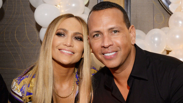 Alex Rodriguez Gushes About Life with Jennifer Lopez