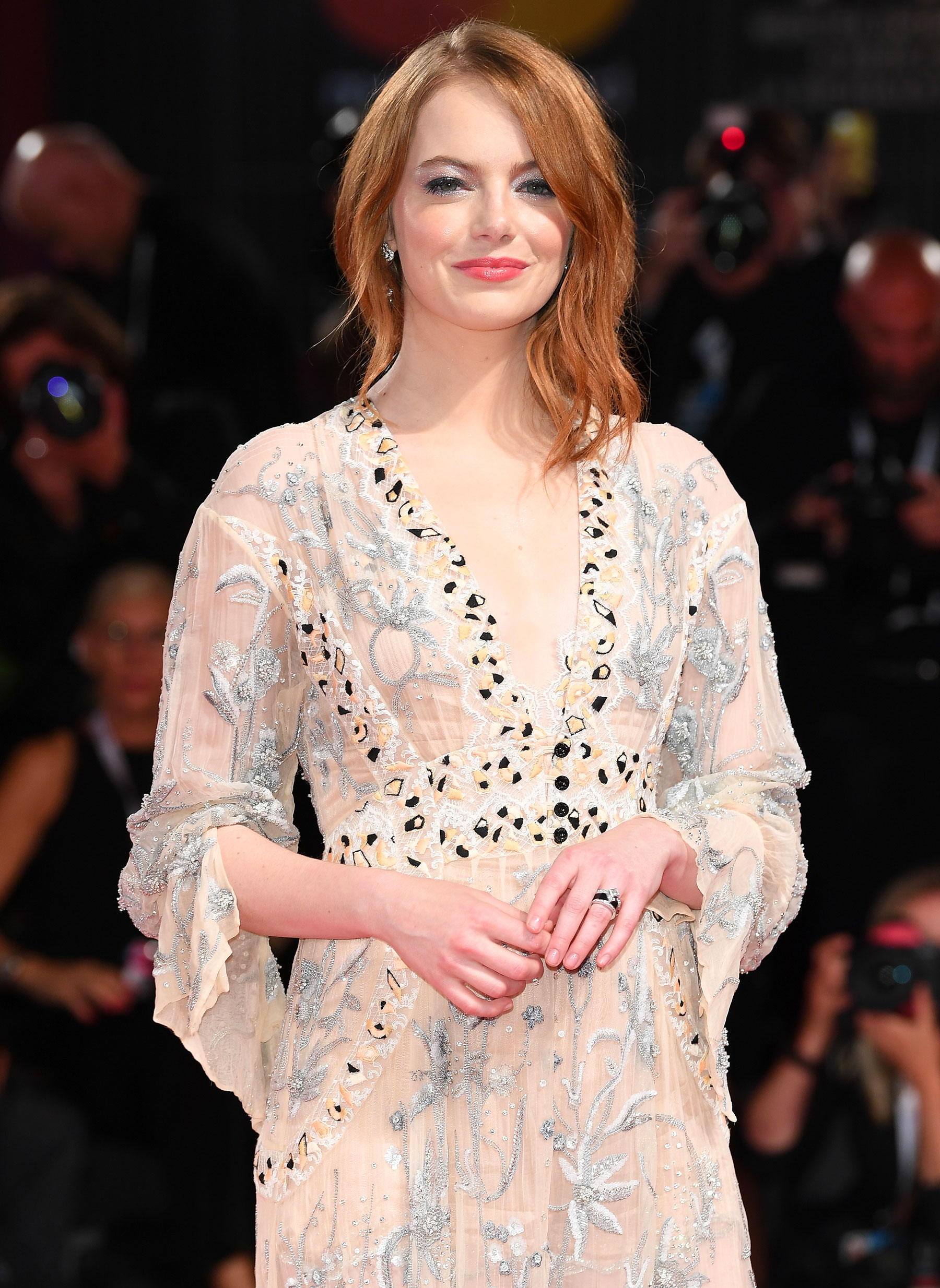 Emma Stone Says She Felt 'Gloomy for About a Week' After Turning 30