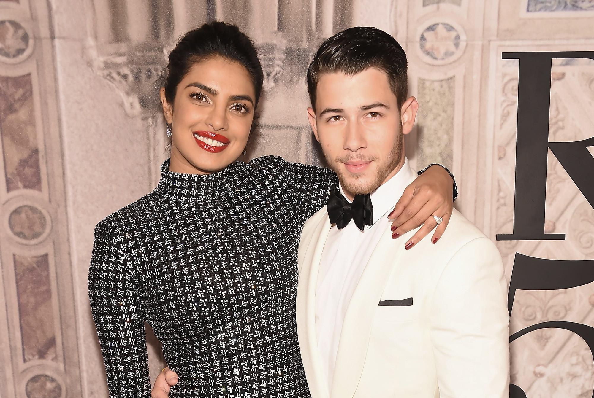 Emotions ran 'high' during Nick Jonas and Priyanka Chopra's wedding