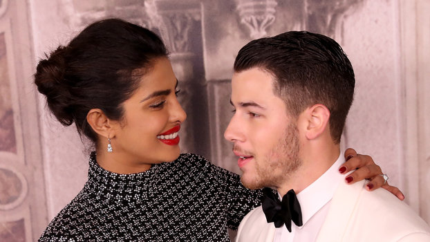 Priyanka Chopra and Nick Jonas Wed for a Second Time During Hindu Ceremony