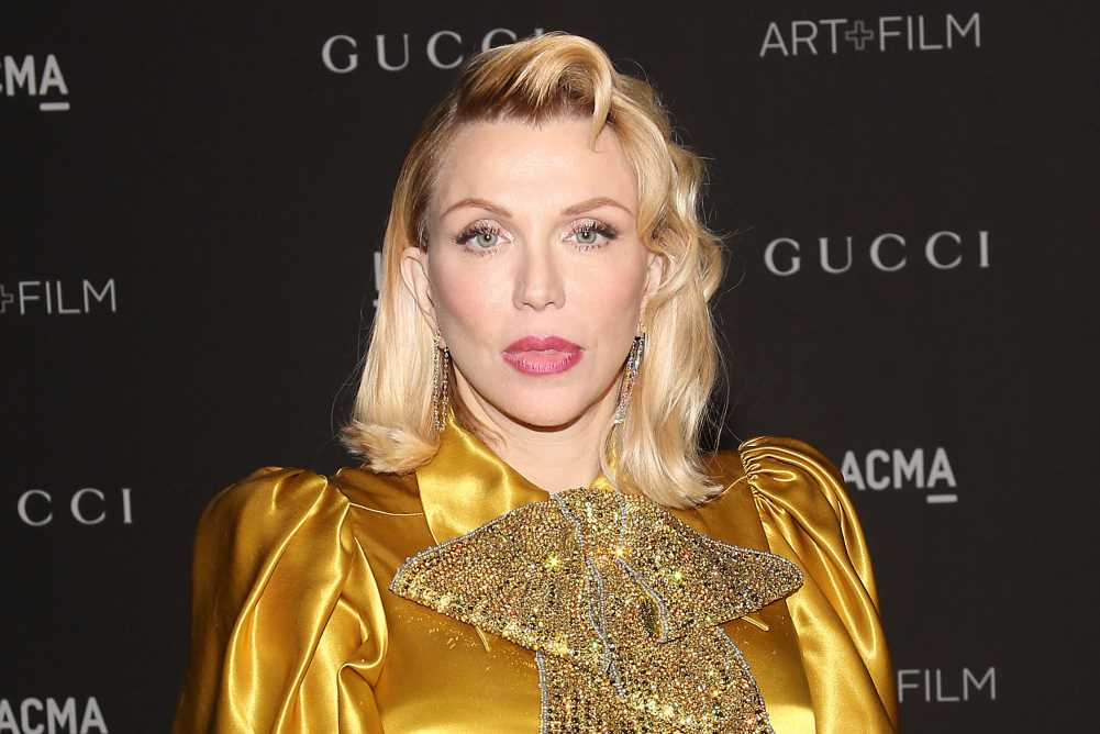 Courtney Love is selling her clothes for as little as $50