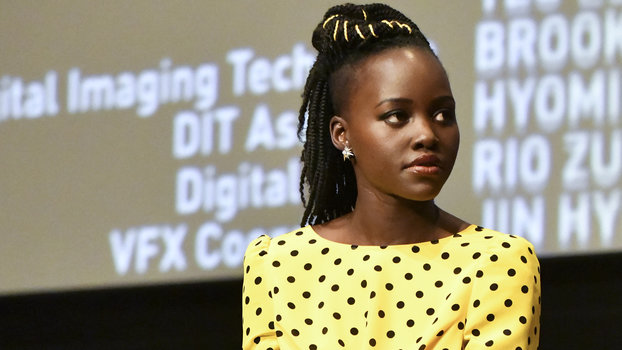 The Comfy, $60 Heels Lupita Nyong'o's Been Wearing on Repeat