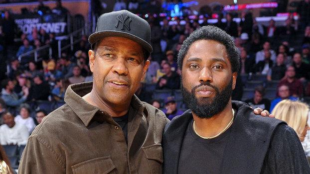 Denzel Washington's Son Just Earned a Golden Globe Nomination
