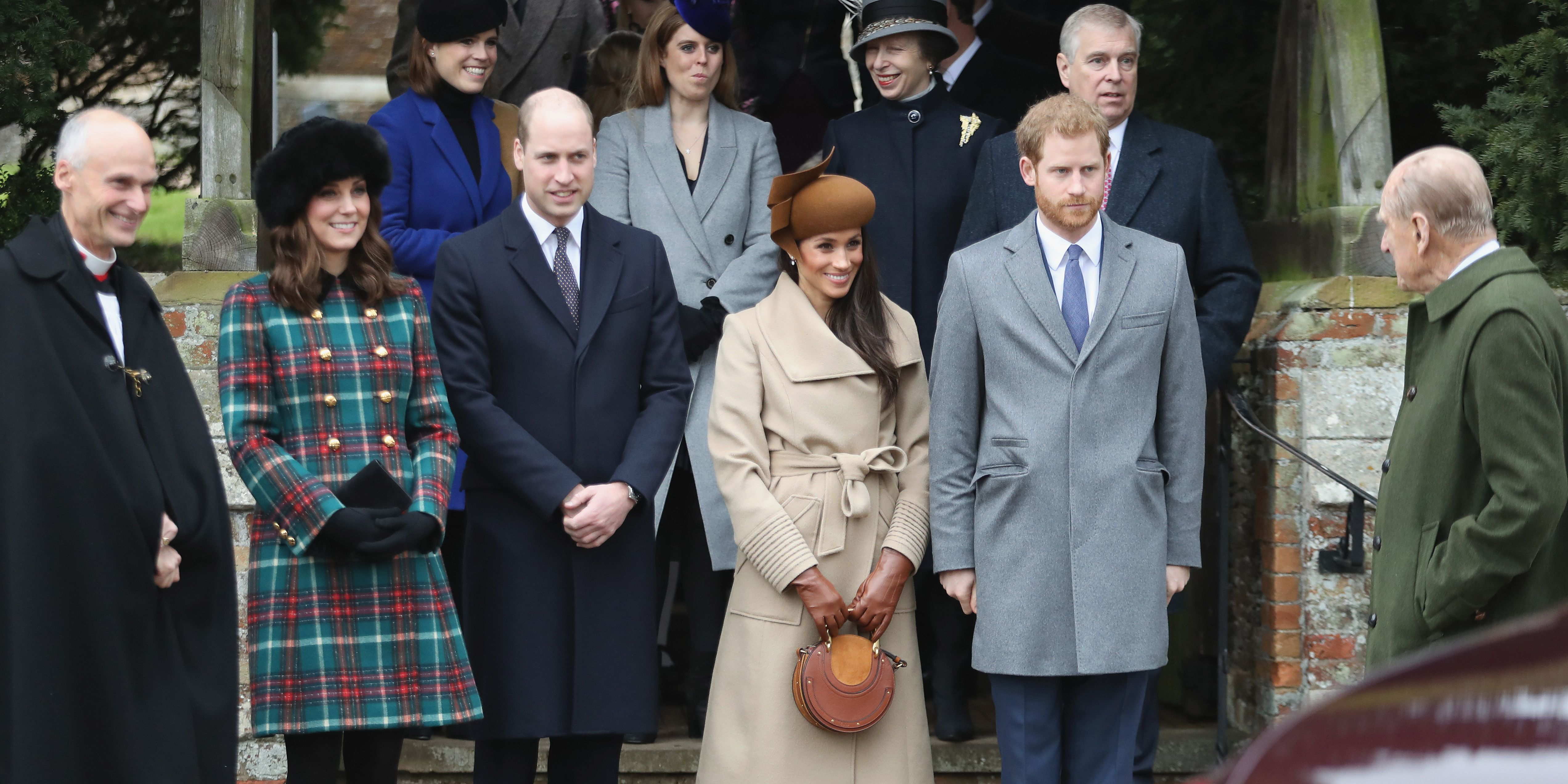 """Former Butler Says Royal Family's Christmas Is Like """"Downton Abbey on Speed"""""""