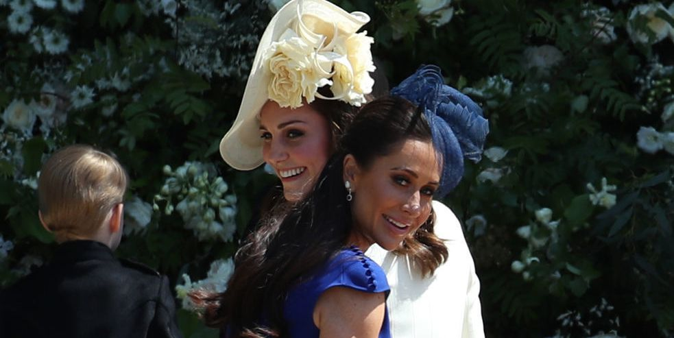 Meghan Markle's BFF Has a Framed Picture of Herself and Kate Middleton