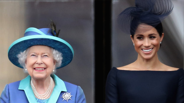 Queen Elizabeth Will Reportedly Give Meghan Markle More Jobs