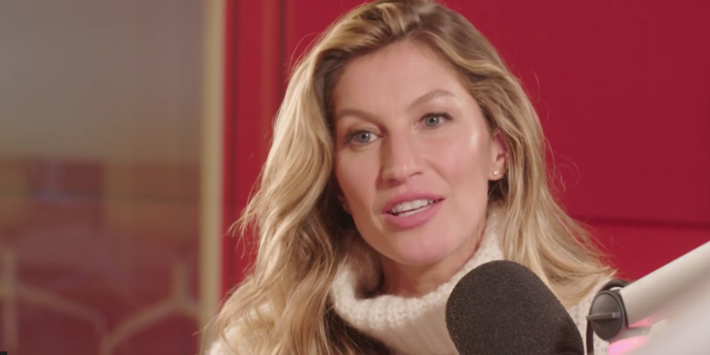 Gisele Bundchen Reveals How She Keeps Her Relationship Strong With Husband Tom Brady – Watch!