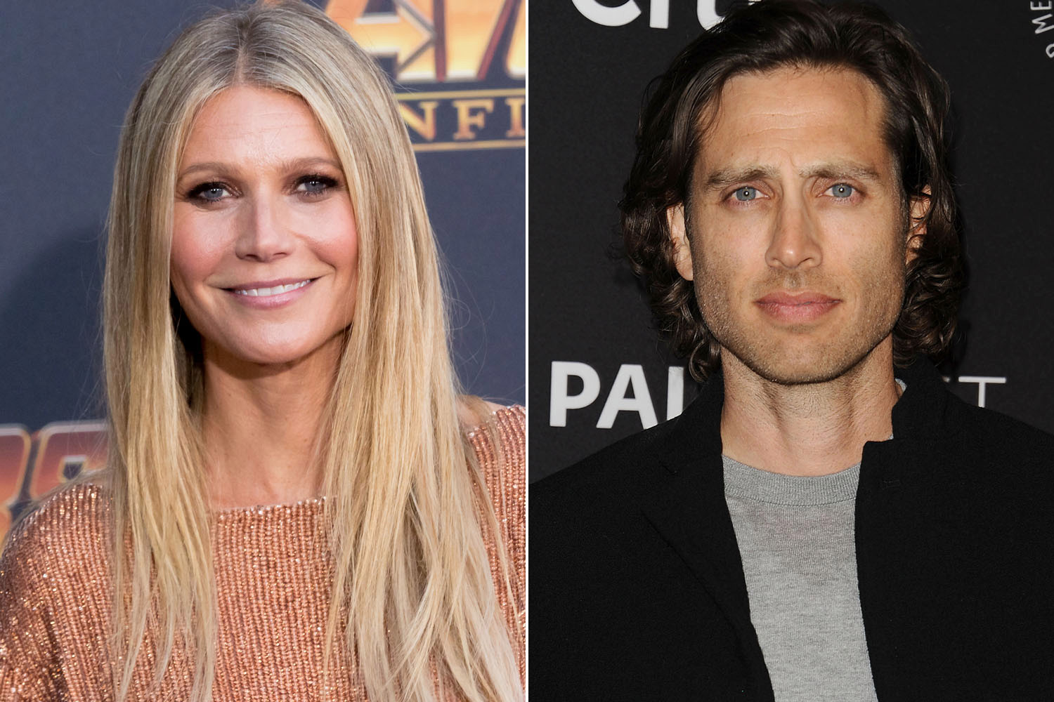 Gwyneth Paltrow doesn't 'know how' to be a stepmom to Brad Falchuk's kids