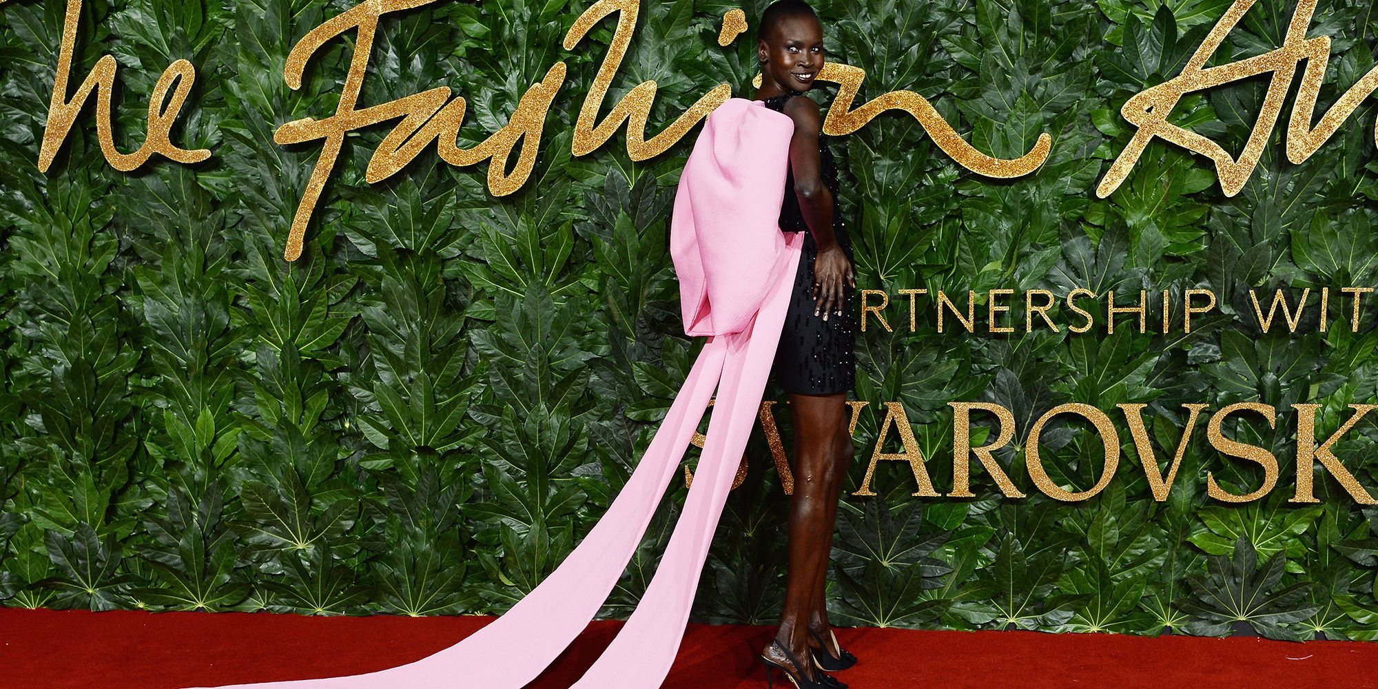 Models Served Some Major Red Carpet Looks at The 2018 Fashion Awards