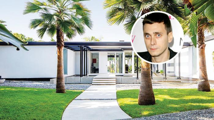 Hedi Slimane Lists Beverly Hills Masterpiece (EXCLUSIVE)
