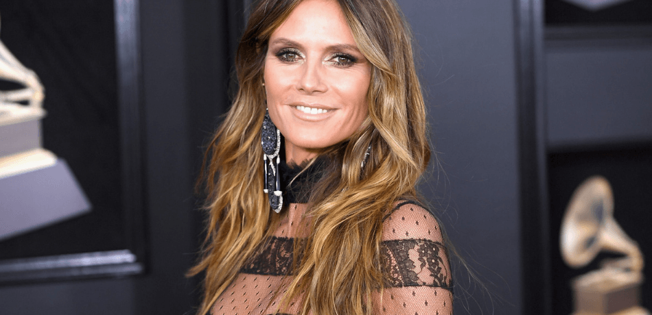 See What Heidi Klum Looked Like As A Teenager & Toddler Before She Became Famous