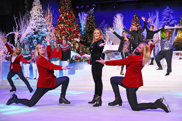 Samantha Bee Raises Money, Speaks Out About Refugees on 'Full Frontal's Christmas on ICE'