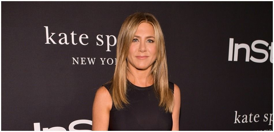 Jennifer Aniston Goes Braless In See-Through Top For Racy New Photos
