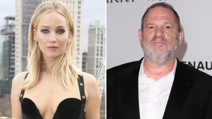 Harvey Weinstein Bragged of Sex With Jennifer Lawrence, Lawsuit Claims