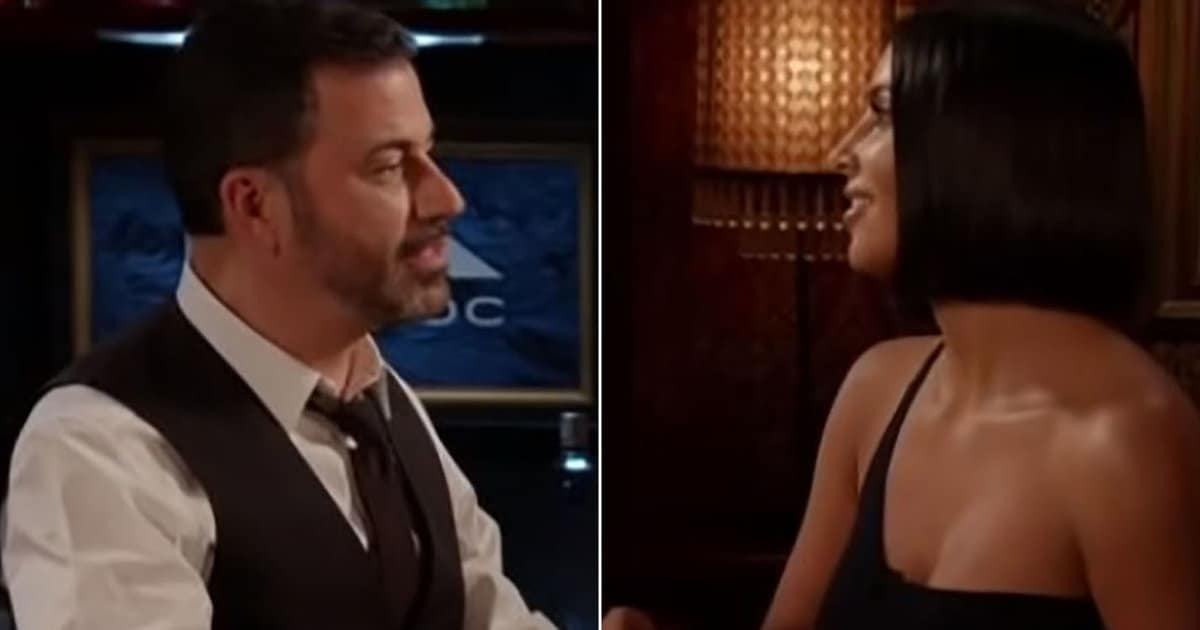 Kim Kardashian Knows Which Sister Would Sue Her, Answers Jimmy Kimmel's 'Stupid Questions'