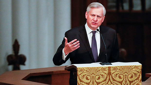 Jon Meacham: 5 Things On Late George H.W. Bush's Biographer Giving Eulogy At President's Funeral