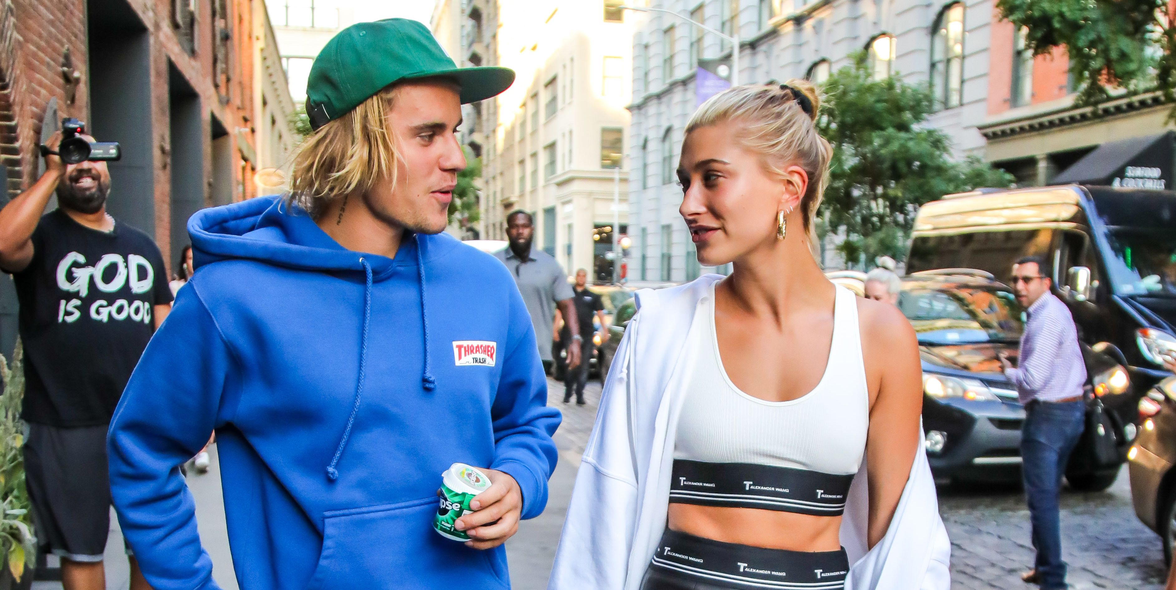 Justin Bieber Just Did the Flirtiest Thing to Hailey Baldwin on Instagram