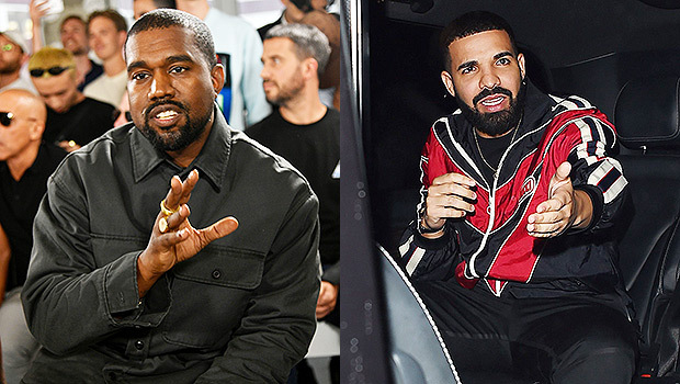 Kanye West Wildly Claims Drake Threatened Him & His Family: The 'Devil' Is In You