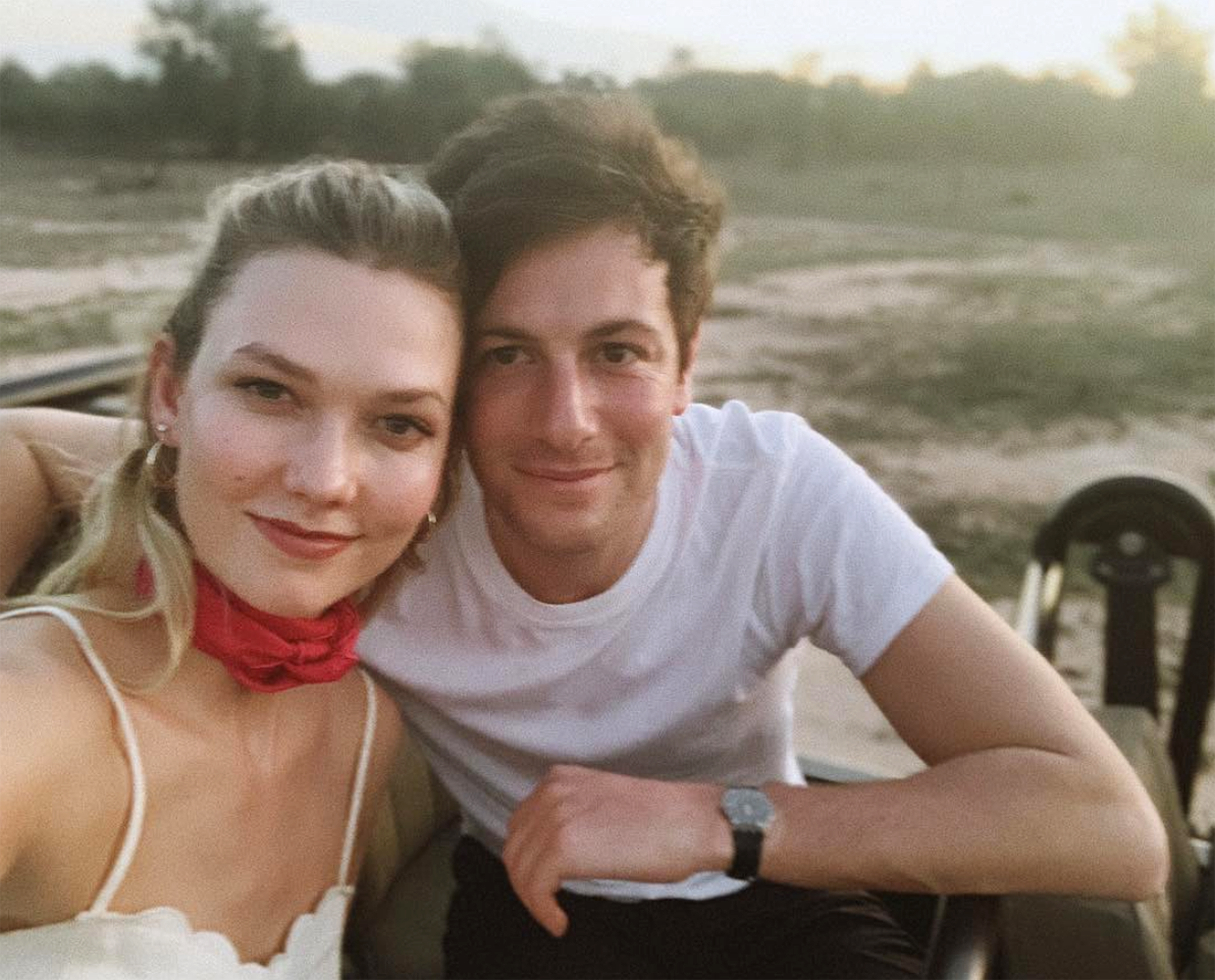 Newlyweds Karlie Kloss and Joshua Kushner Enjoy Christmas Honeymoon in South Africa 2 Months After Tying the Knot