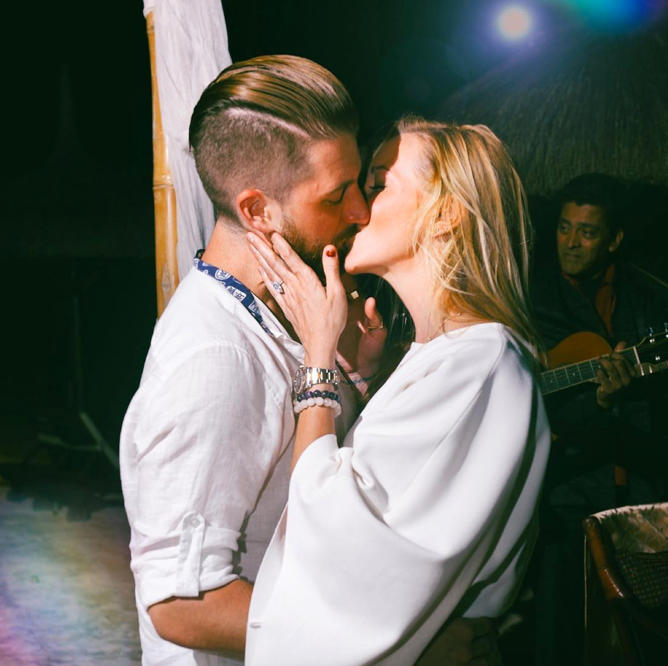 Arrow Actress Katie Cassidy Marries Matthew Rodgers in Florida Wedding Ceremony