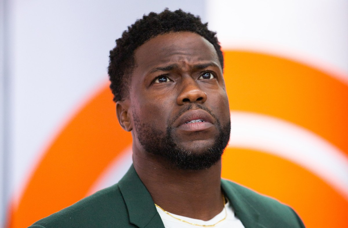 More Backlash: Kevin Hart Ripped For 'Half A**' Apology Over Homophobic Tweets