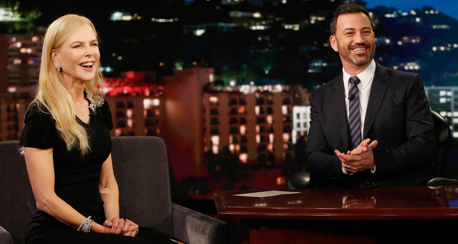 Nicole Kidman Tells 'Kimmel' That Her Daughter Rejected Her Emmy Award – Watch Here!