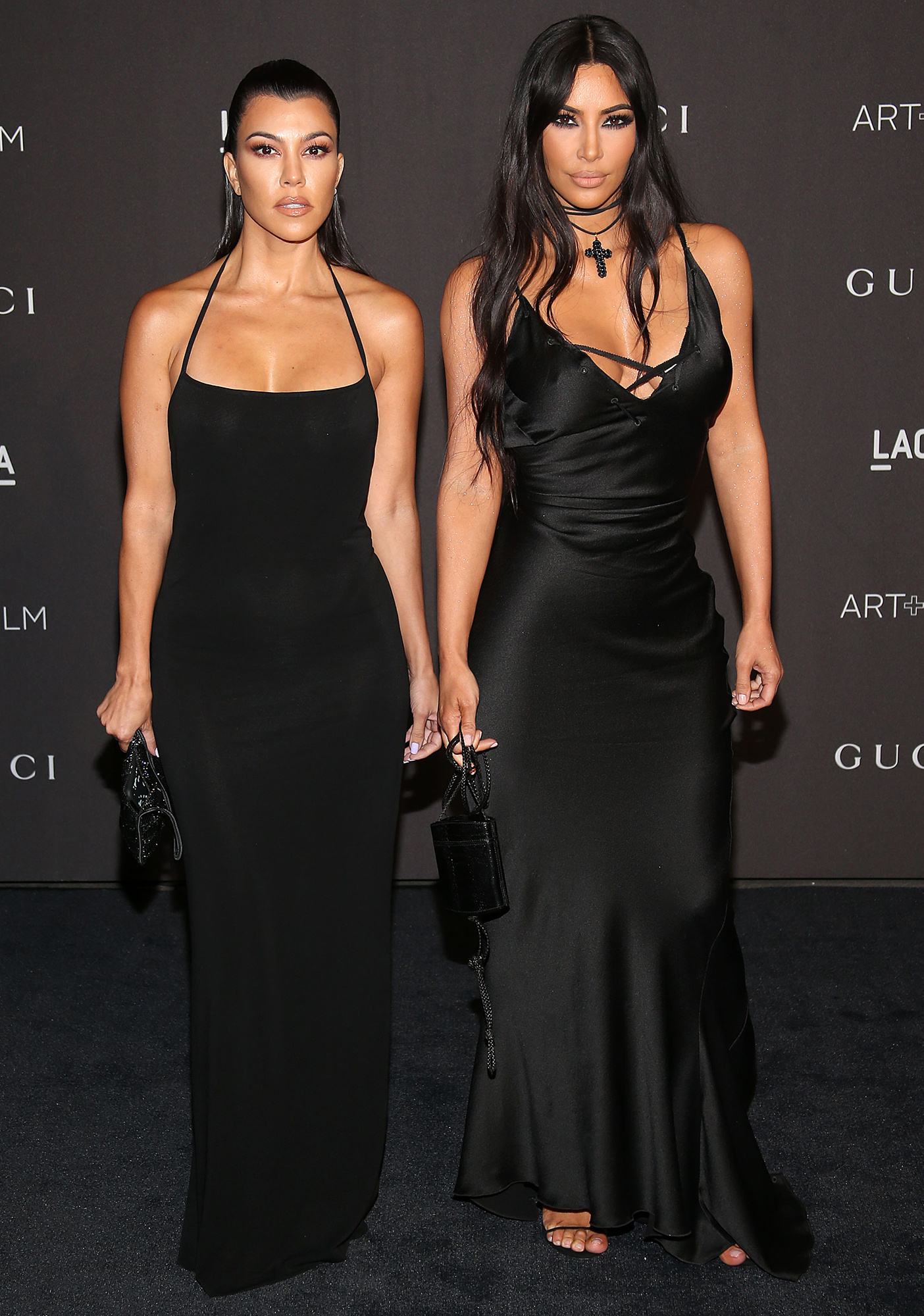 Kim Kardashian Says Sister Kourtney Is the Most Likely to Sue Her: 'She Is Ruthless'