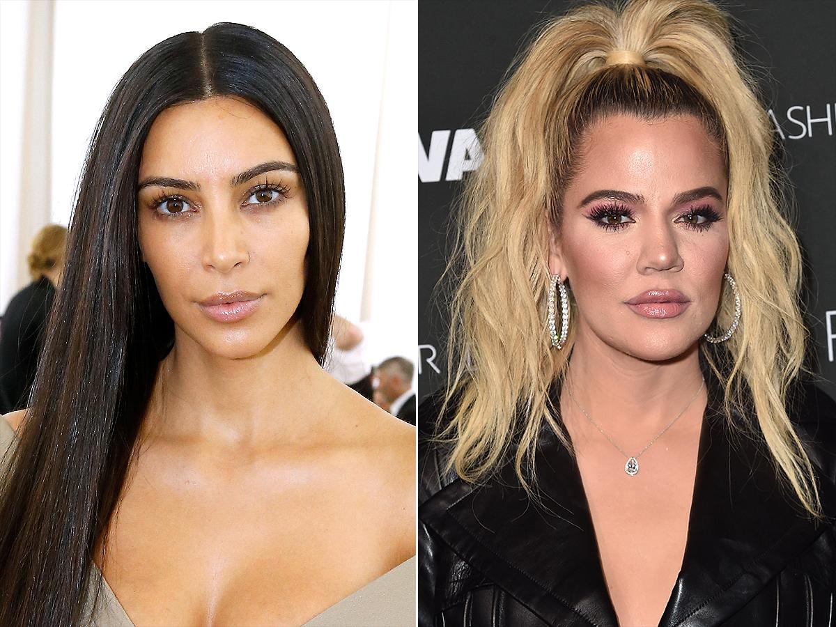 Kim and Khloe Kardashian Slam Pranksters Who Faked Photo of Travis Scott Cheating on Kylie Jenner
