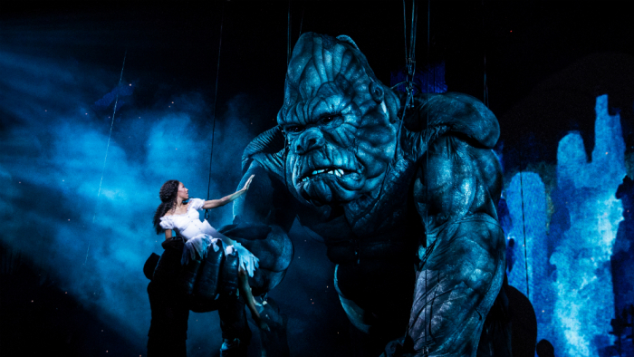 Broadway Review: 'King Kong'